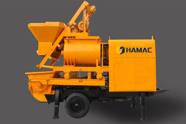 HBT15-L1 Electric Concrete Mixer Pump